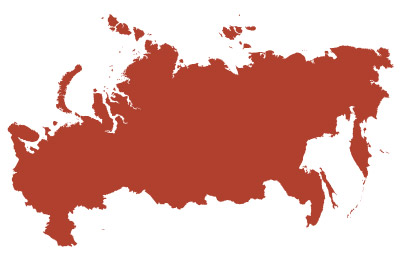russia map t